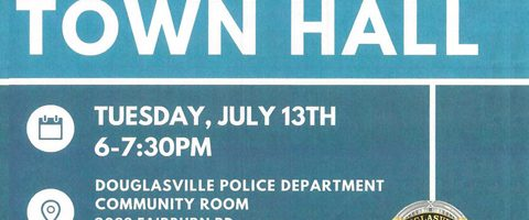 Town Hall 13 July 2021